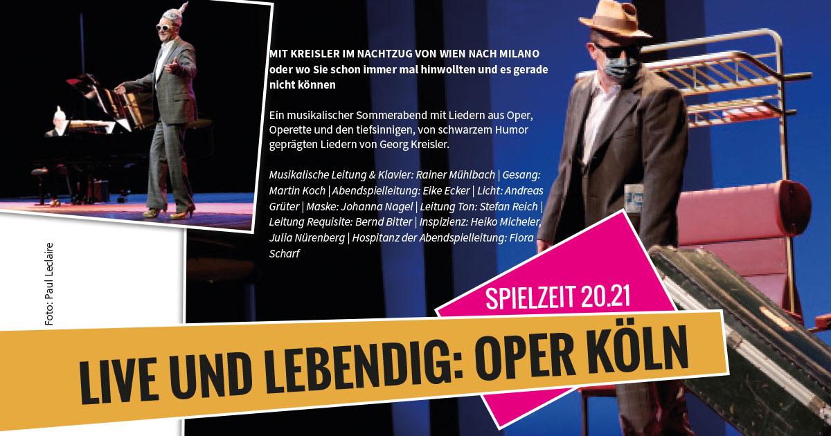 Veranstaltungskalender Köln Heute